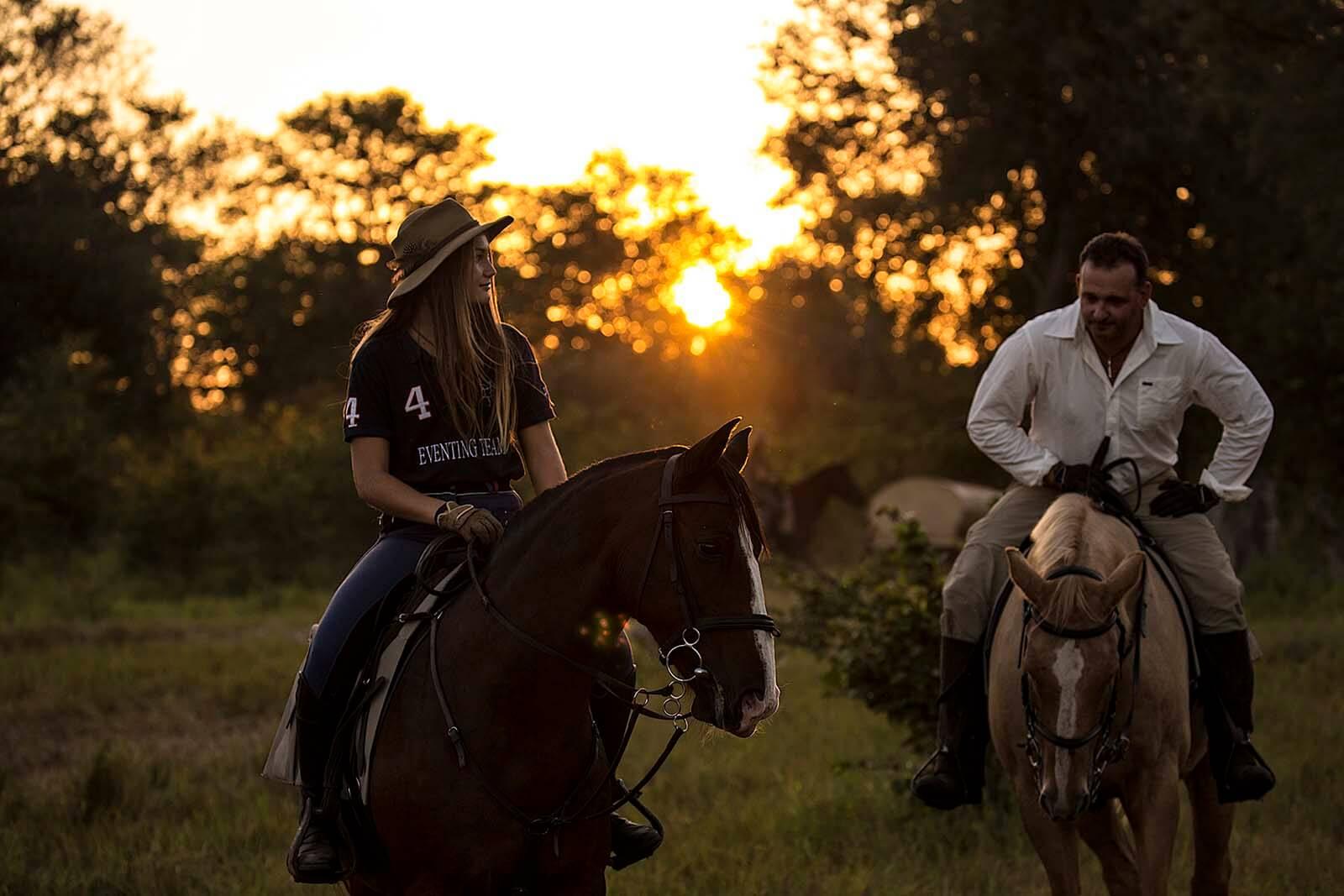 Horse-riding-sunset-safari-motswiri-SA