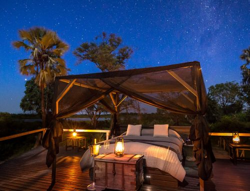 7 unique starbeds hideaways in Southern Africa