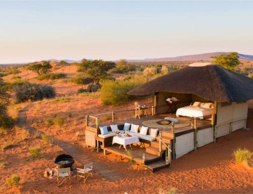 5 romantic experiences in South Africa